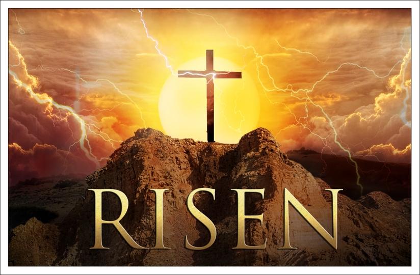 Easter Blog Risen