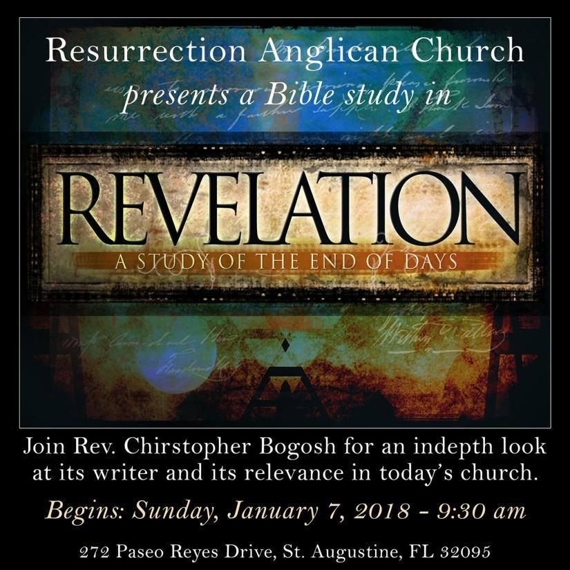 Book of Revelation Bible Study fb